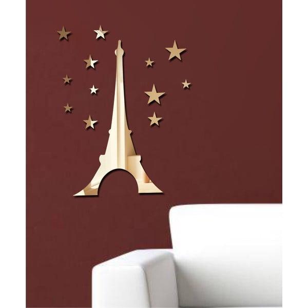 Dekorativní zrcadlo Hvězdná Paříž
