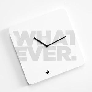 Nástěnné hodiny Whatever