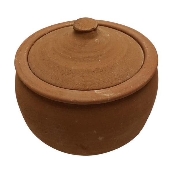 Naczynie do serwowania z gliny Bambum Ispir, 3 l
