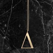 Náhrdelník Democracy Gold z kolekce Geometry