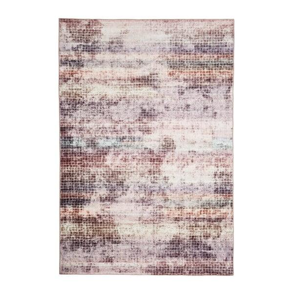 Koberec odolný proti skvrnám Webtappeti Mosaic Multi, 80x150cm