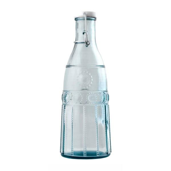 Skleněná lahev s uzávěrem Ego Dekor Toscana, 1 l