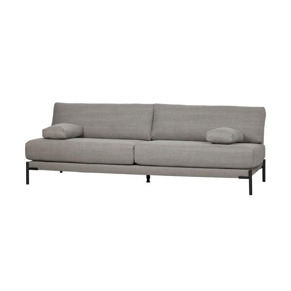 Canapea cu 3 locuri vtwonen Sleeve, gri