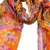 Šátek s příměsí kašmíru Shirin Sehan Natalie