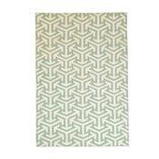 Ručně tkaný koberec Kilim 103 Green, 120x180 cm
