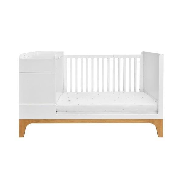 Konvertibilná detská posteľ BELLAMY UP, až 70×160cm
