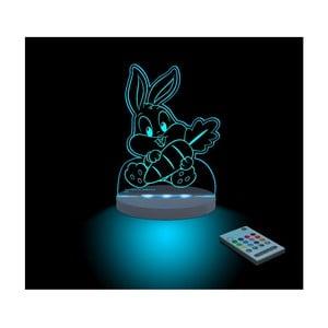 Dětské LED noční světýlko Bugs Bunny