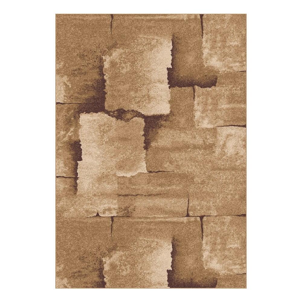 Béžový koberec Universal Boras Beuge II, 133x190cm Universal