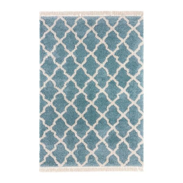 Modrý koberec Mint Rugs Marino, 120x170cm