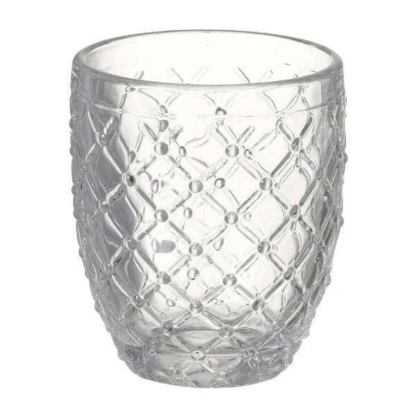 Sklenice Parlane Clear Deco