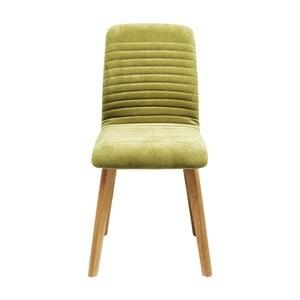Zelená židle Kare Design Lara