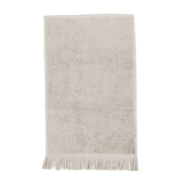 Sada 6 světle šedých bavlněných ručníků Casa Di Bassi, 30x50cm
