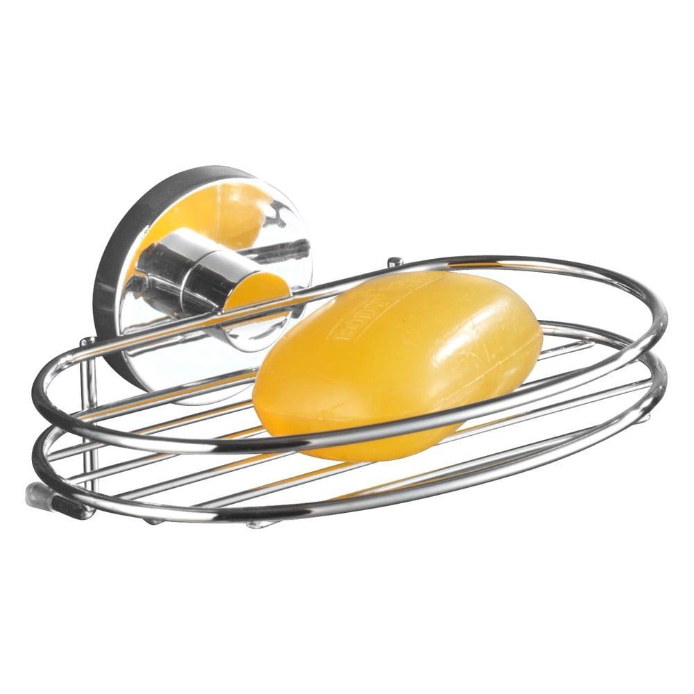 Miska na mýdlo bez nutnosti vrtání Wenko Vacuum-Loc Milazzo, až 33 kg
