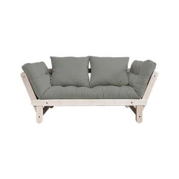 Canapea extensibilă Karup Design Beat Natural/Grey de la Karup Design