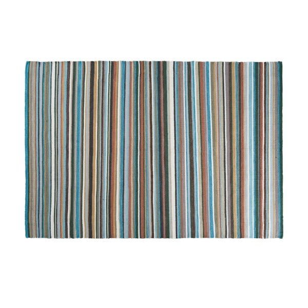 Koberec Plenty Blue, 70x140 cm