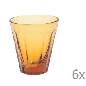 Sada 6 likérek Lucca Honey, 50 ml