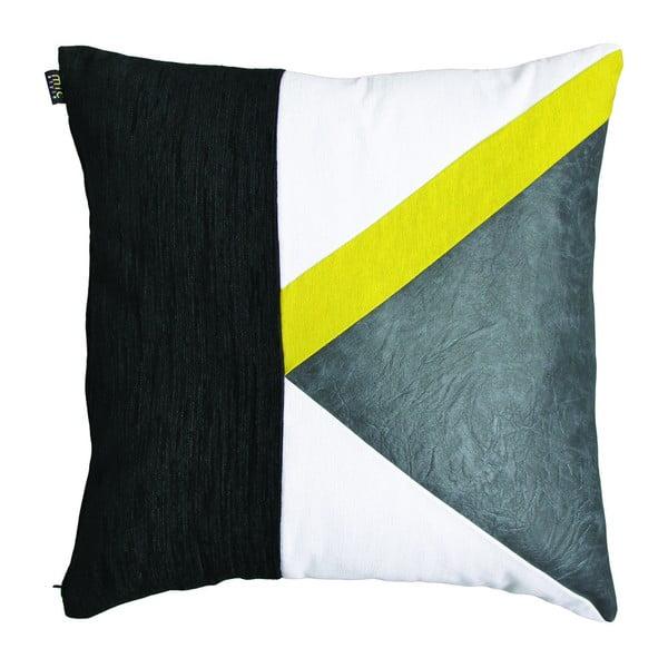 Triangle, černo-žlutý