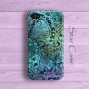 Obal na iPhone 5/5S Glitter Blue