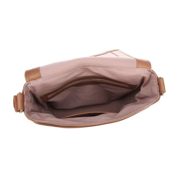 Kožená taška Jolly Chestnut