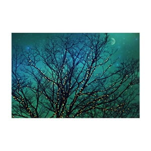 Obraz Marmont Hill Magical Night, 45x30cm