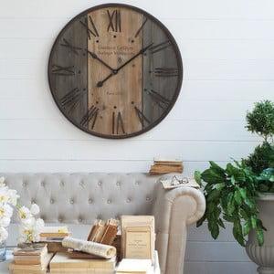 Nástěnné hodiny Industrial Roma, 93 cm