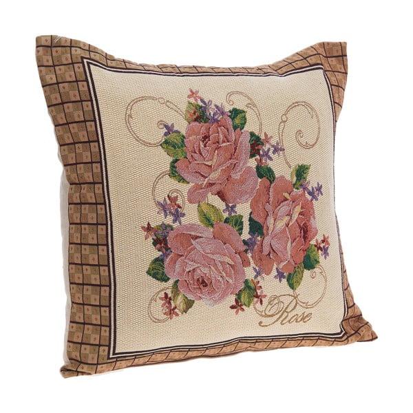 Polštář Vintage Roses, 45x45 cm
