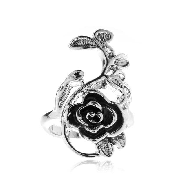 Dámský prsten ve stříbrné barvě NOMA Eunice