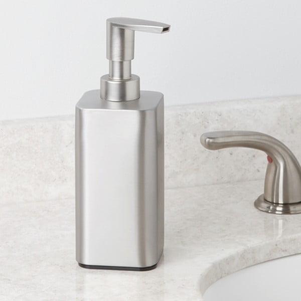 Nerezový dávkovač na mýdlo InterDesign Gia