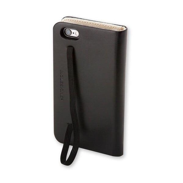 Černý obal na iPhone 6 Moleskine