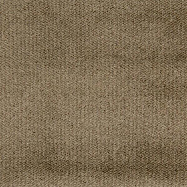Světle hnědé křeslo s černými nohami Vivonita Johan