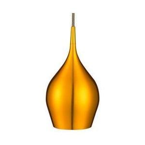 Stropní světo Vibrant Gold, 12 cm
