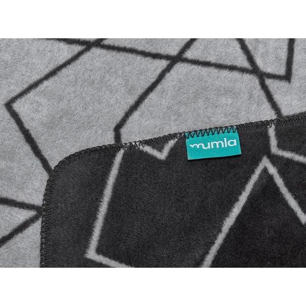 Pătură Mumla Geometria, 100 x 150 cm