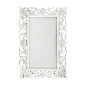 Nástěnné zrcadlo Bianco Antico, 60x90 cm