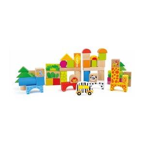 Dřevěná stavebnice Legler Blocks