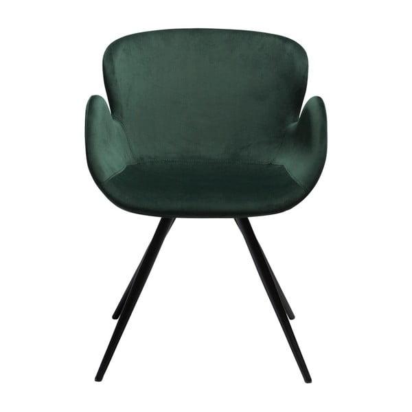 Zelená židle DAN-FORM Denmark Gaia