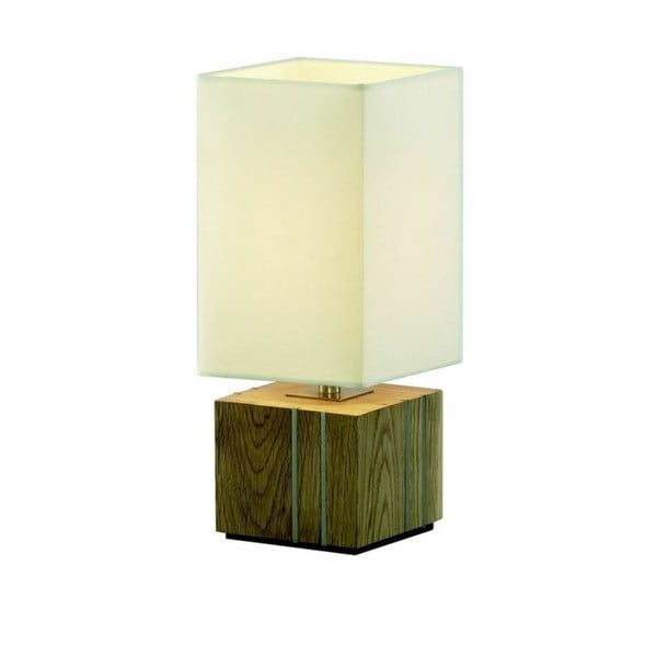 Stolní lampa Woodie Square