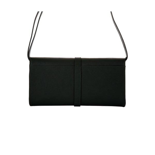 Zelená kabelka z pravé kůže Andrea Cardone Calandra