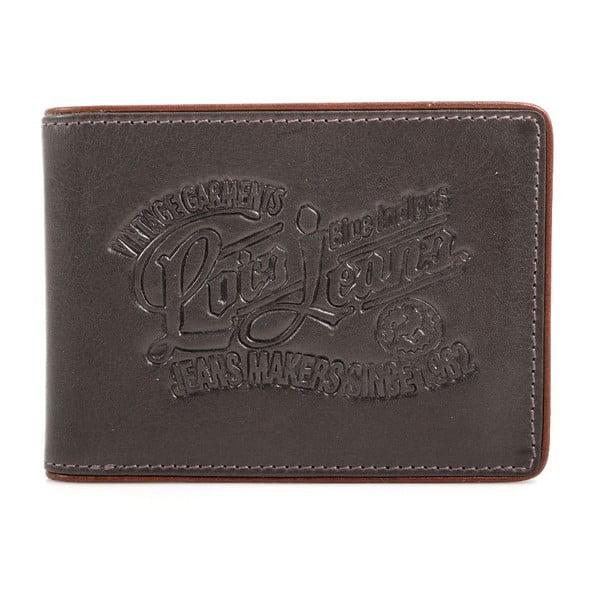 Kožená peněženka Lois Jeans Steve, 11x8 cm