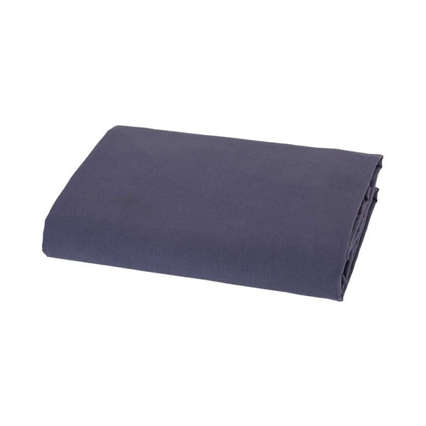 Cearșaf elastic pentru pat dublu Bella Maison Basic, 180x200cm, mov