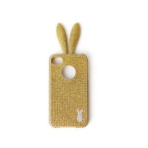 Rabito obal na iPhone 4/4S Premium, zlatý