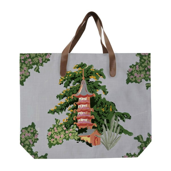 Pleciona torba z nadrukiem Surdic China