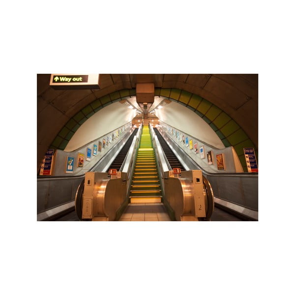 Velkoformátová tapeta Subway, 315x232 cm