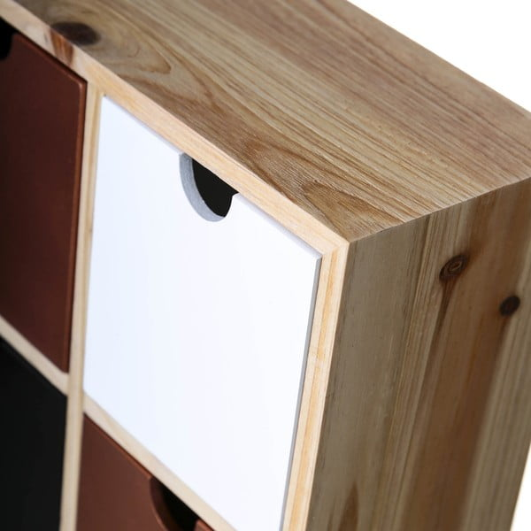 Úložný box se 4 zásuvkami Unimasa Furniture