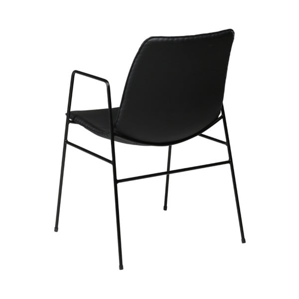 Černá židle DAN-FORM Denmark Floss