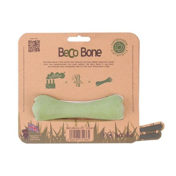 Žvýkací kost pro psy Bone Small, zelená