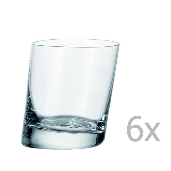 Sada 6 sklenic na whisky LEONARDO Pisa, 340 ml