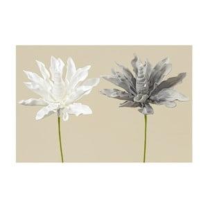 Sada 2 umělých dekorativních květin Boltze