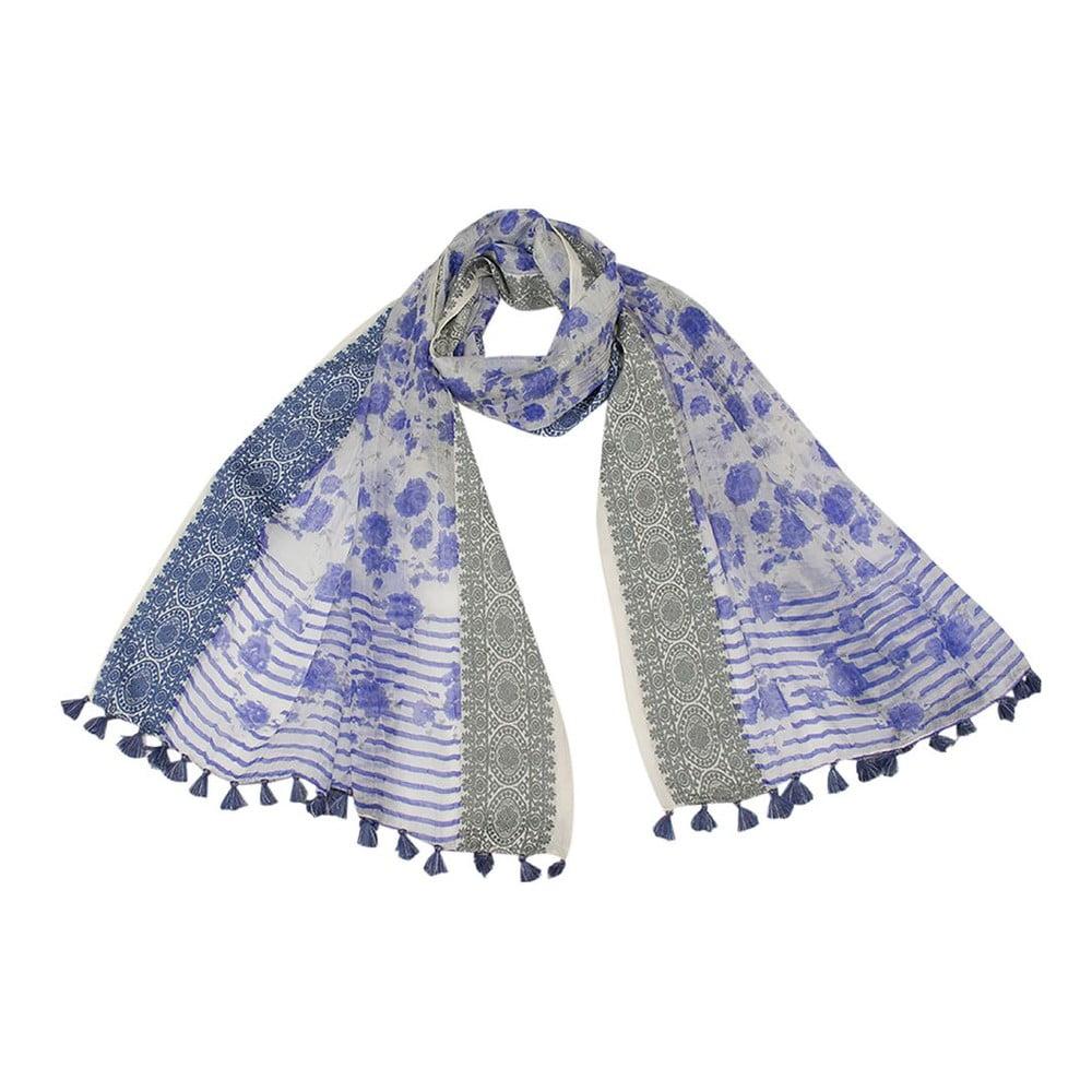 Šátek Fanni Blue