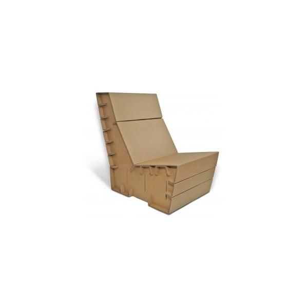 Kartonové křeslo Seater Basic