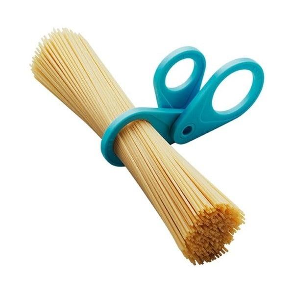 Odměrka na špagety Doser, modrá